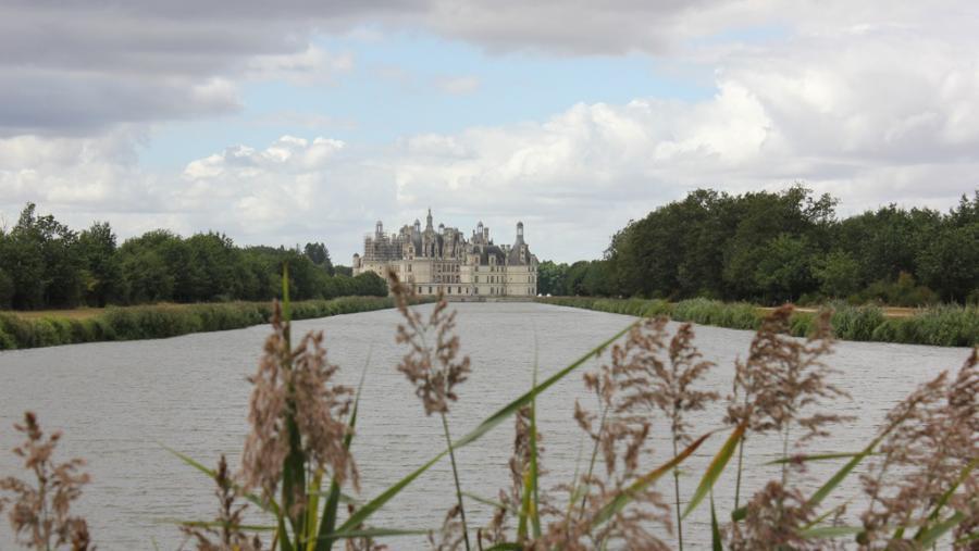 Francouzská šlechtická sídla
