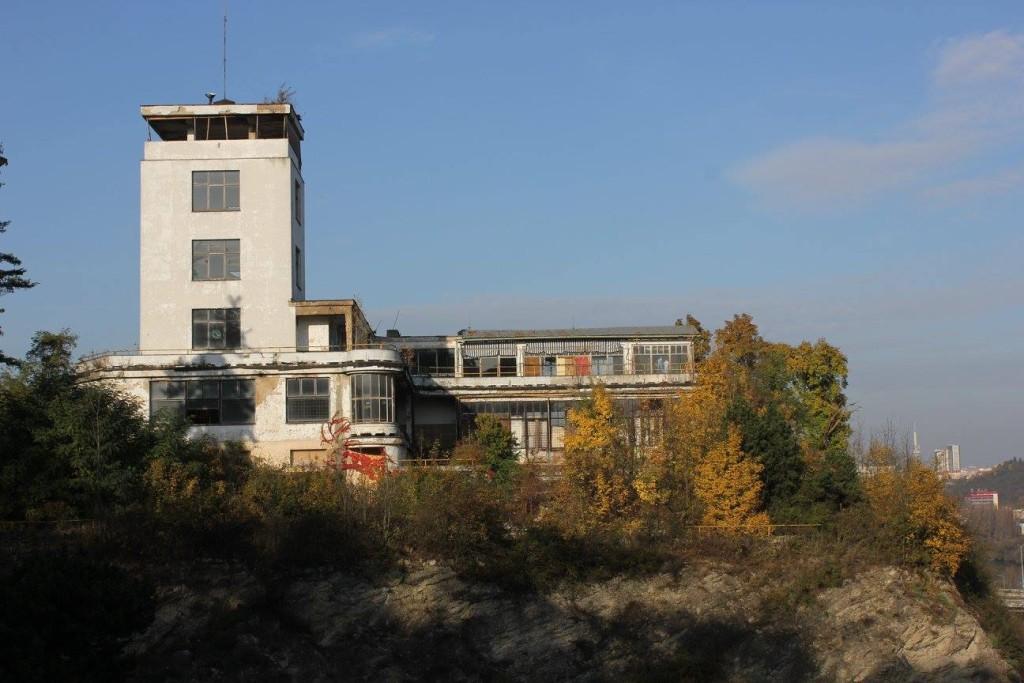 Barrandovské terasy (2)