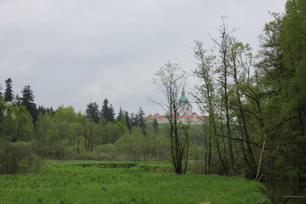 Zelená hora u Žďáru nad Sázavou