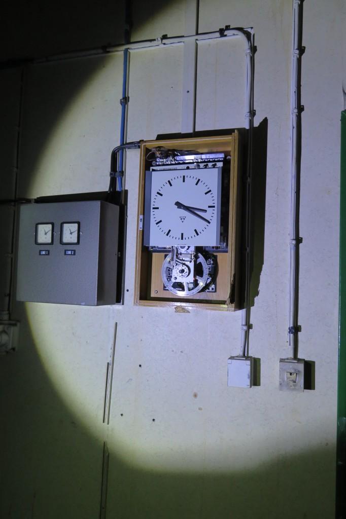 Telefonní ústředna v Dejvicích
