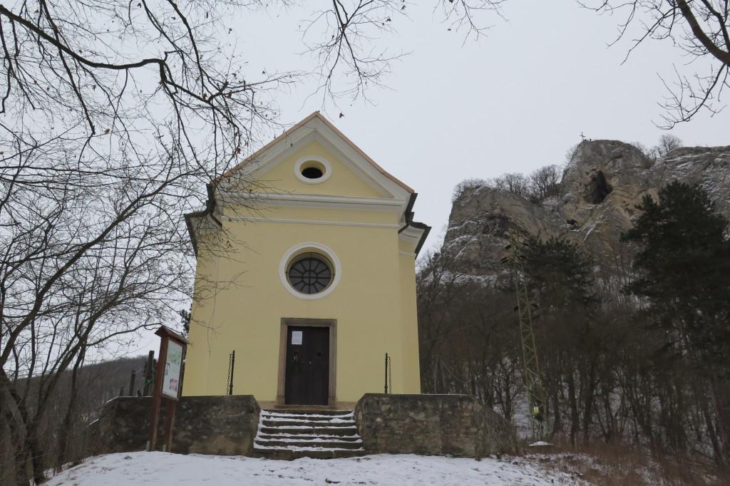Svatý Jan pod skalou