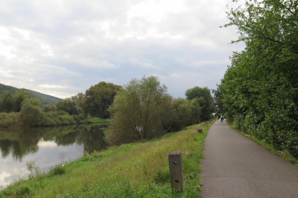 Cyklostezka podél Berounky