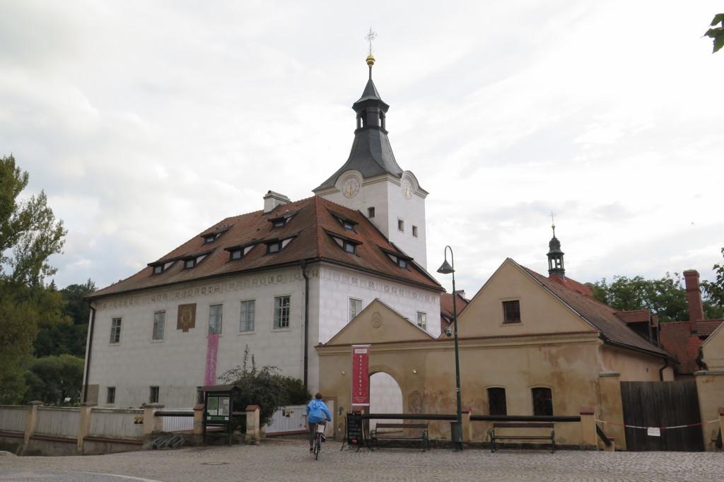 Zámek Dobřichovice