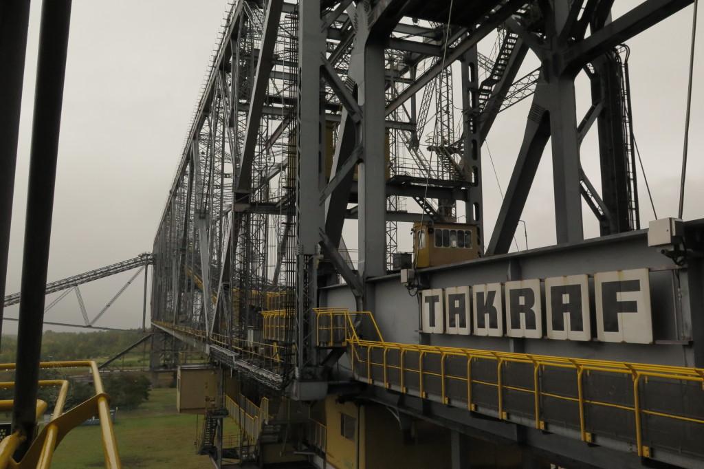 Skrývkový most F60