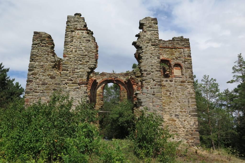 Kaple u Starého Vestce