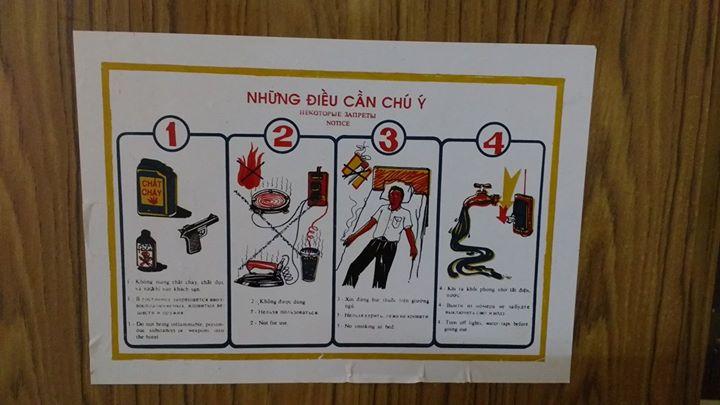Bezpečnost především...ve vietnamském stylu (návod na p...