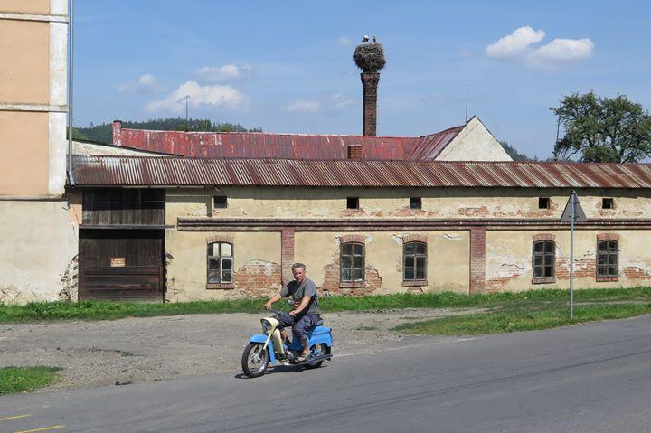 ...a pohled na druhou stranu...obrázky z českého venkov...